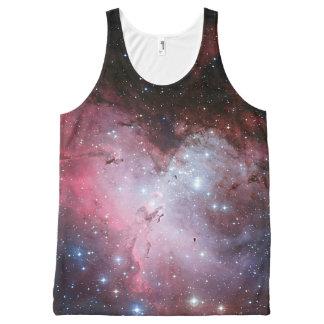Regata Com Estampa Completa Nebulosa de Eagle