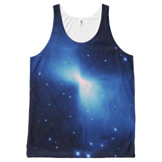 Regata Com Estampa Completa Nebulosa do Bumerangue