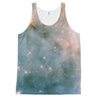 Regata Com Estampa Completa Nebulosa luminosa de Carina