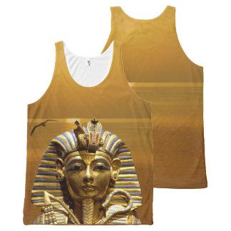 Regata Com Estampa Completa Rei Tut de Egipto