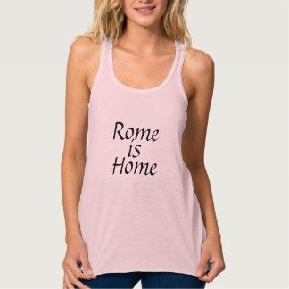 Regata Racerback Flowy Rome is home