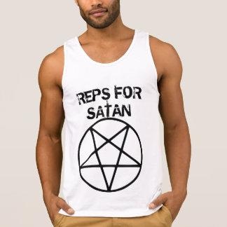 Regata Reps para a satã