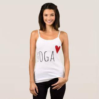 Regata tanque do amor da ioga