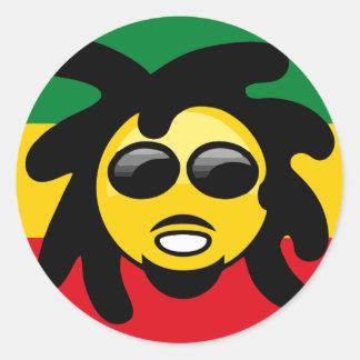 Reggae Adesivos