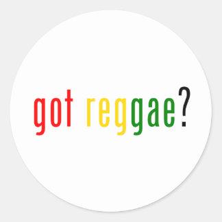 reggae obtida? adesivo
