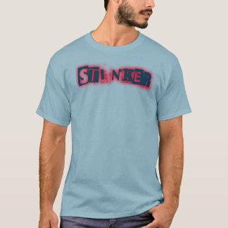 Registros de Vandetta do t-shirt do logotipo do