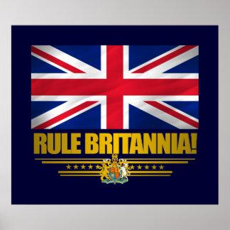 Regra Britannia! Poster