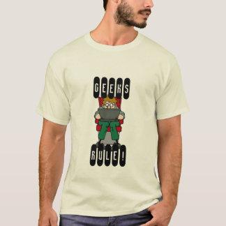 Regra dos geeks t-shirt