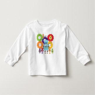Regra dos robôs t-shirt