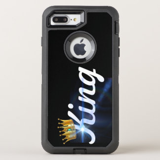 Rei de brilho, caso de Otterbox Capa Para iPhone 7 Plus OtterBox Defender