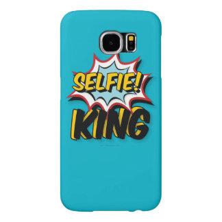 Rei de Selfie Capas Samsung Galaxy S6