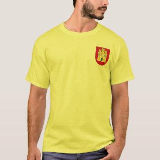 Reino do Castile Camisetas