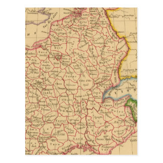 Reino do império de France e de Italia, 1812 Cartão Postal