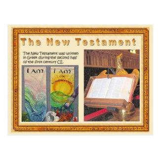 Religião, cristandade, novo testamento cartão postal