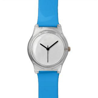 Relógio azul de May28th