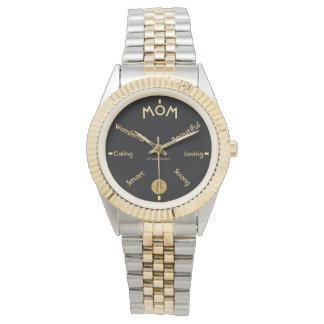 Relógio Comemore a mamã