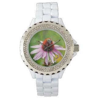 Relógio da abelha ocupada