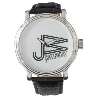 Relógio da coleção de JaredWatkins sábado