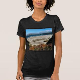Relógio da praia tshirts