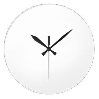 Relógio de Parede Redondo Grande Personalizado