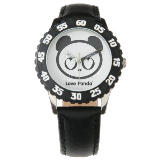 Relógio De Pulso Amor Panda®