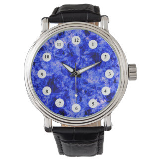 Relógio De Pulso Cristalizado (cara clássica) por Kenneth Yoncich