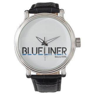 Relógio De Pulso Hóquei Blueliner
