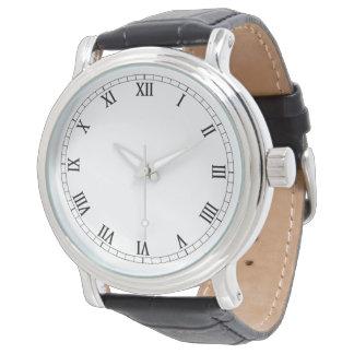 Relógio De Pulso Numeral romano