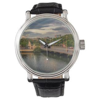 Relógio De Pulso Rio Guayaquil Equador de Estero Salado