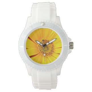 Relógio De Pulso série floral, acessórios