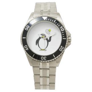Relógio De Pulso Tênis do pinguim