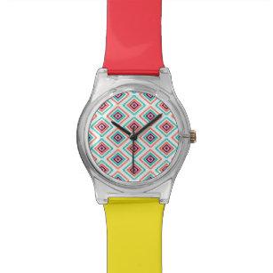 7e8f3a7972b Relógio De Pulso Trabalhador irreal inventivo imaginativo