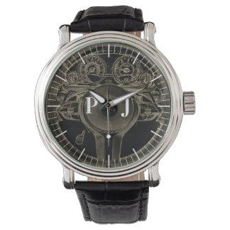 Relógio Design temático do carro personalizado