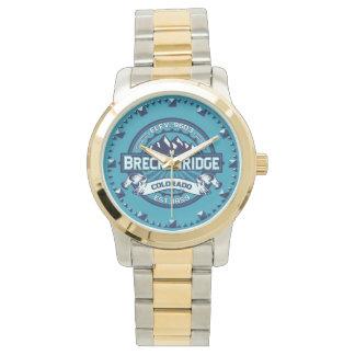 Relógio do gelo de Breck