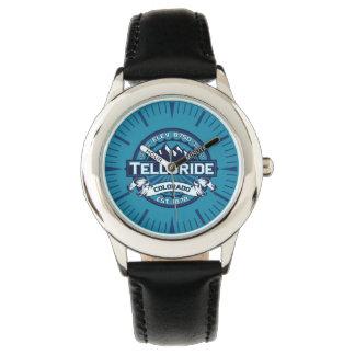 Relógio do gelo do Telluride