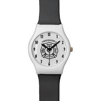 Relógio Esposa dos sapadores-bombeiros