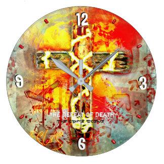 Relógio Grande A derrota da morte - a cena do crime - 93
