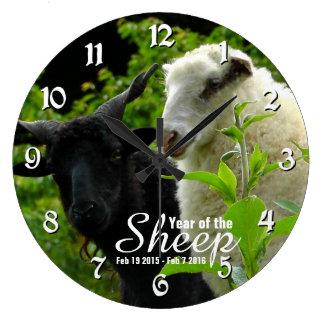 Relógio Grande Ano dos carneiros 2015-16