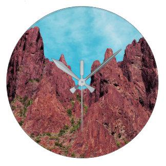 Relógio Grande Arizona da garganta da palma