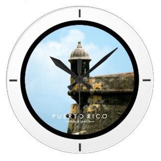 Relógio Grande Castillo San Felipe del Morro, Puerto Rico