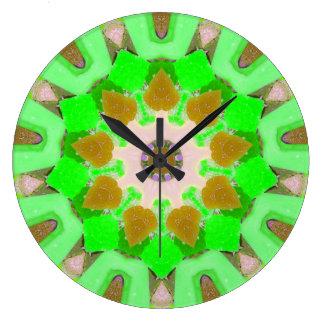 Relógio Grande Doces para o Fractal do Dia das Bruxas