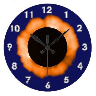 Relógio Grande Eclipse solar total