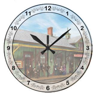 Relógio Grande Estação de caminhos-de-ferro - estação de