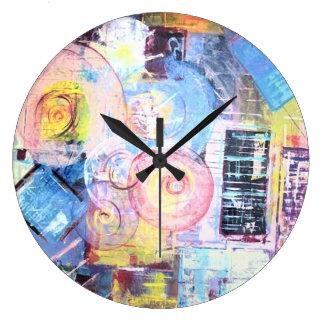 Relógio Grande Fora da caixa 3