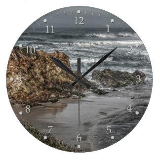 Relógio Grande Fure na parede 4