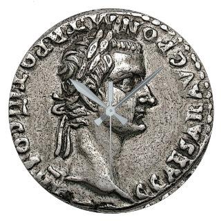 Relógio Grande Imperador romano Gaius Caesar de Caligula