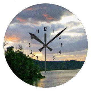 Relógio Grande Nascer do sol