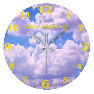 Relógio Grande Nubla-se a imagem para o