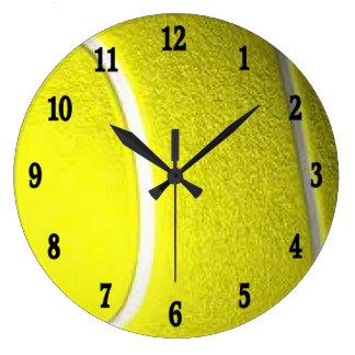 Relógio Grande Números pretos de w do pulso de disparo de parede