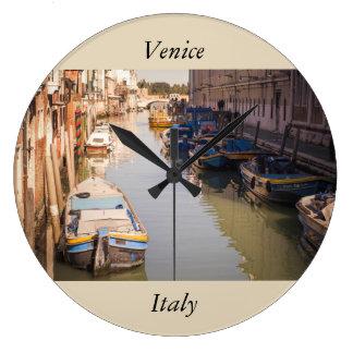 Relógio Grande Paisagem de Veneza